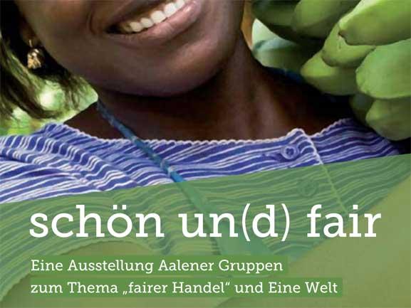 Ausstellung schön un(d) fair